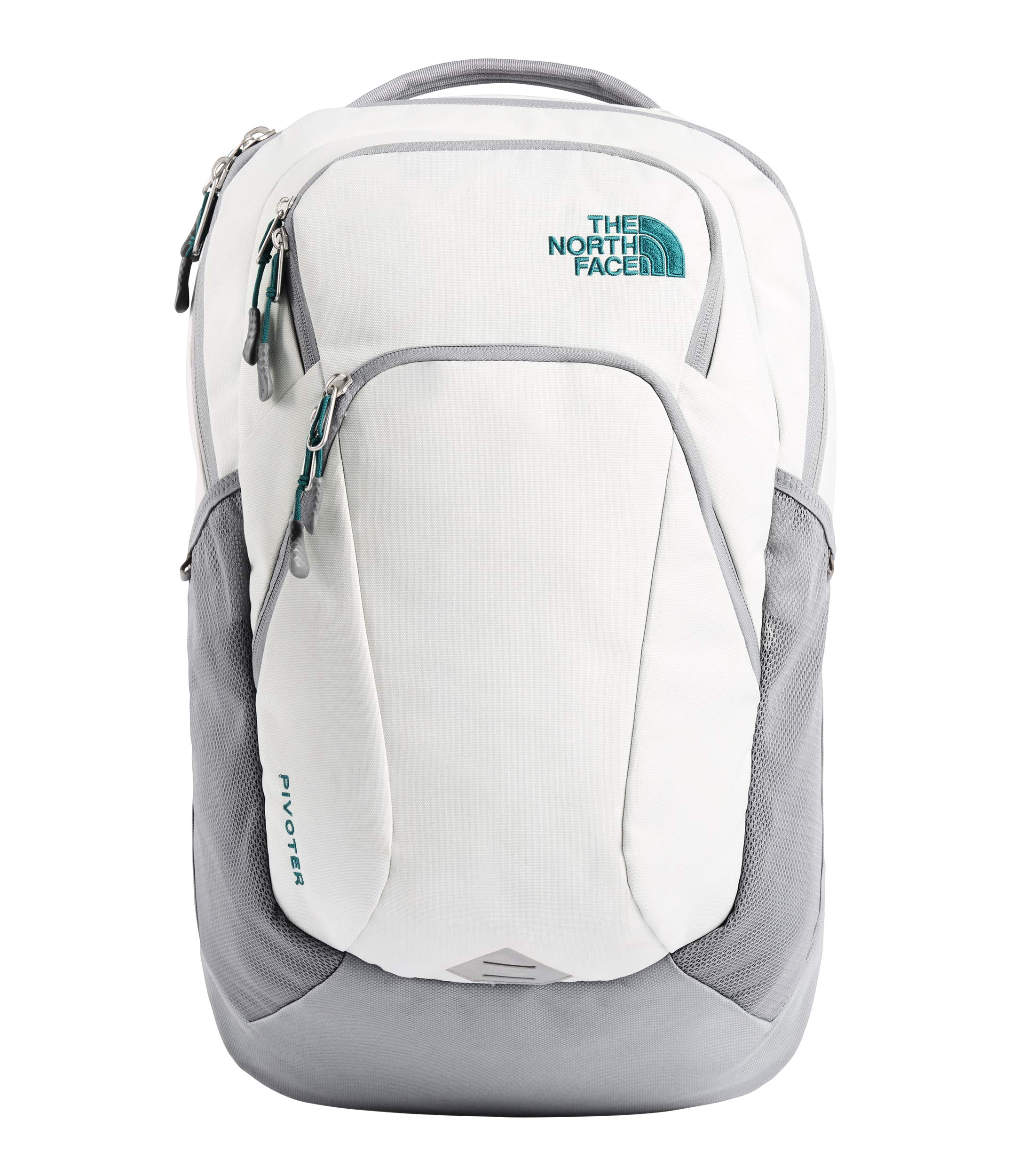 The North Face Women's Pivoter Backpack, Mid Grey/Tin Grey by The North Face