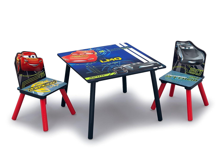 Delta Children TT89581CR - Juego de mesa y sillas, unisex