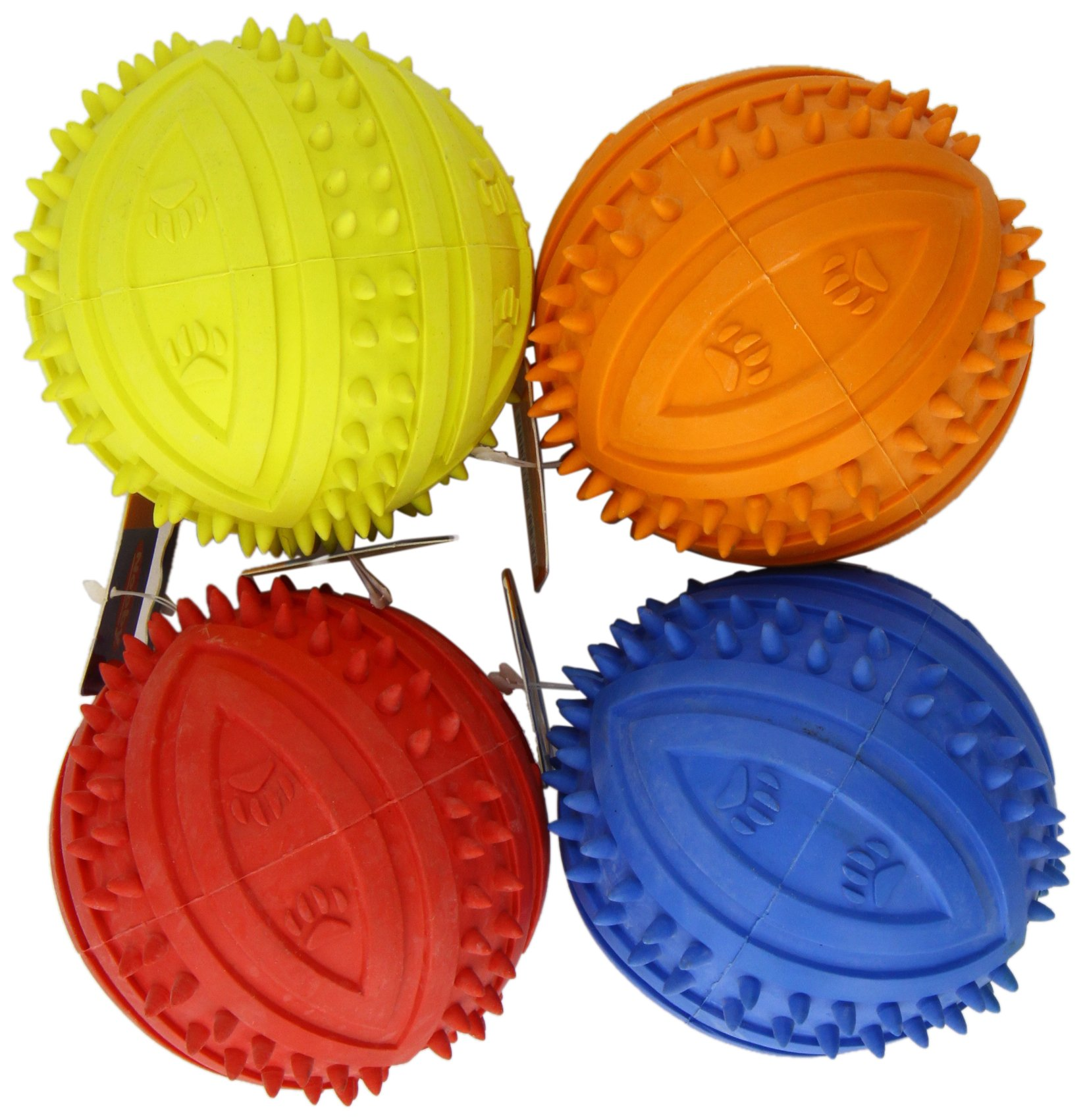 Nobby Rubber Ball With Spikes