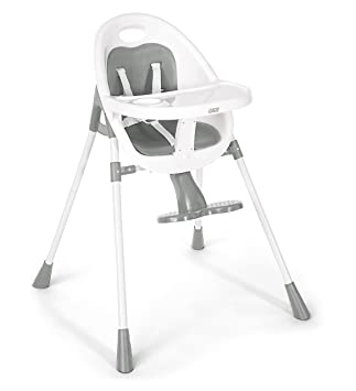 Beau Mamas U0026 Papas Bop Contemporary Highchair And Junior Seat With Safety  Harness And Removable Tray U2013