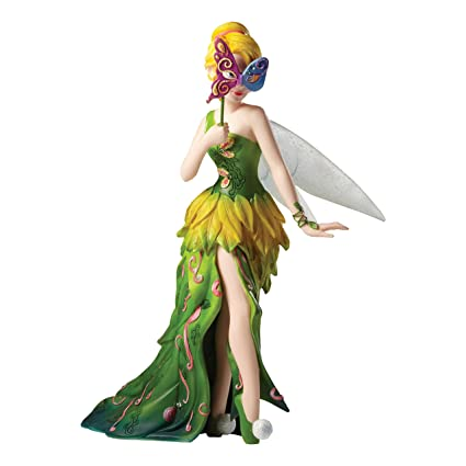 Couture de force disney masquerade tinker bell peter pan figurine couture de force disney masquerade tinker bell peter pan figurine 4046627 new voltagebd Choice Image