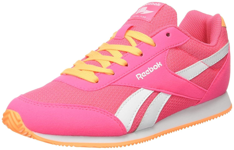 Reebok BD5182, Zapatillas de Trail Running para Niñas, Rosa (Solar Pink/Fire Spark/White), 27.5 EU: Amazon.es: Zapatos y complementos