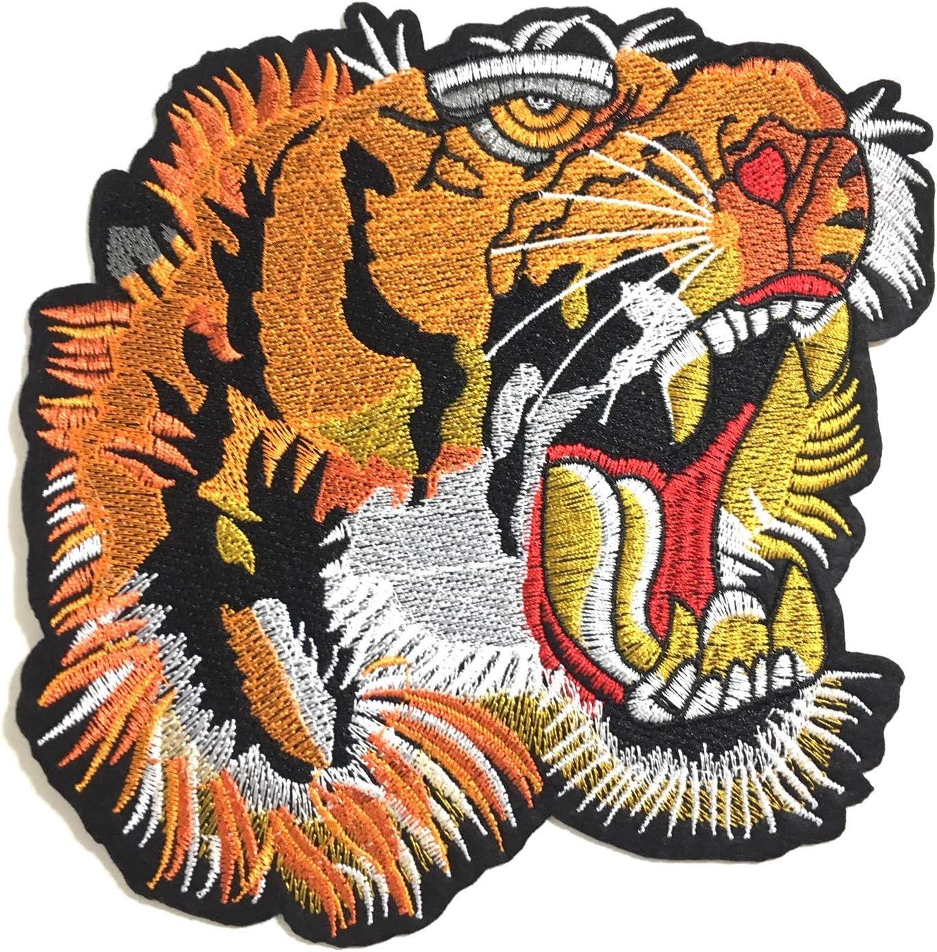 Cool Tiger - Parches de ropa para chaquetas, chaquetas, chaquetas ...
