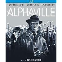 Alphaville (Une Etrange Aventure de Lemmy Caution) [Blu-ray]