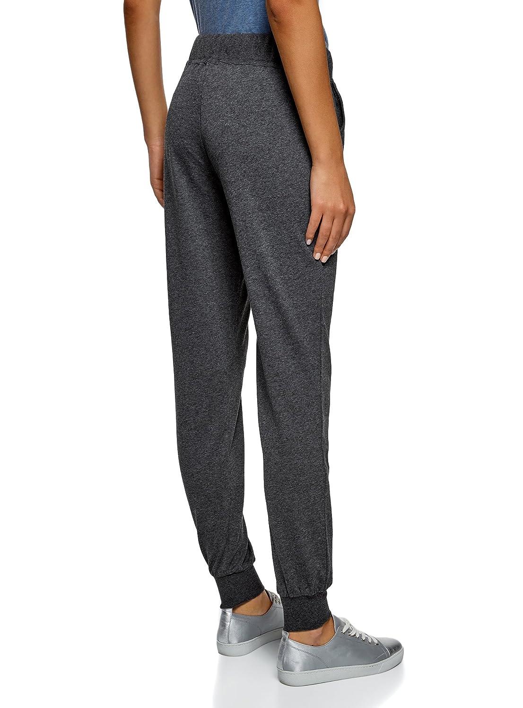 oodji Ultra Mujer Pantalones de Punto  (Pack de 3 ) RIFICZECH s.r.o.  16701042T3 f4e6c77b0f0