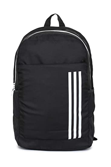 c467a26ffdc9 Adidas Unisex Black Classic 3S Bpl Backpack  Amazon.in  Bags ...