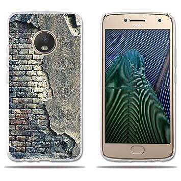FUBAODA,Funda Motorola Moto G5 Plus Carcasas Protección Gona ...