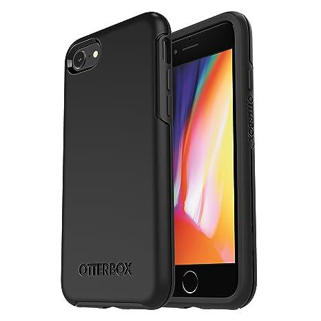 best authentic 7346f 14a53 Otterbox Symmetry - Funda protección para iPhone 7/8 color negro