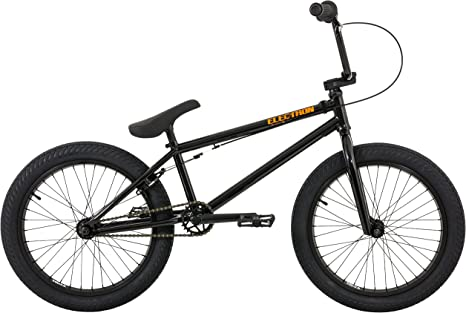 FLYBIKES Electron 2016 Bicicleta BMX, Unisex Adulto, Negro, M ...