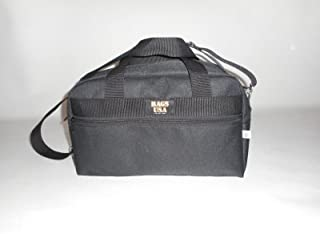 product image for BAGS USA Cargo Bag 15 inch Wide has Front Pocket Also Slides Over Wheeled Luggage Handle.