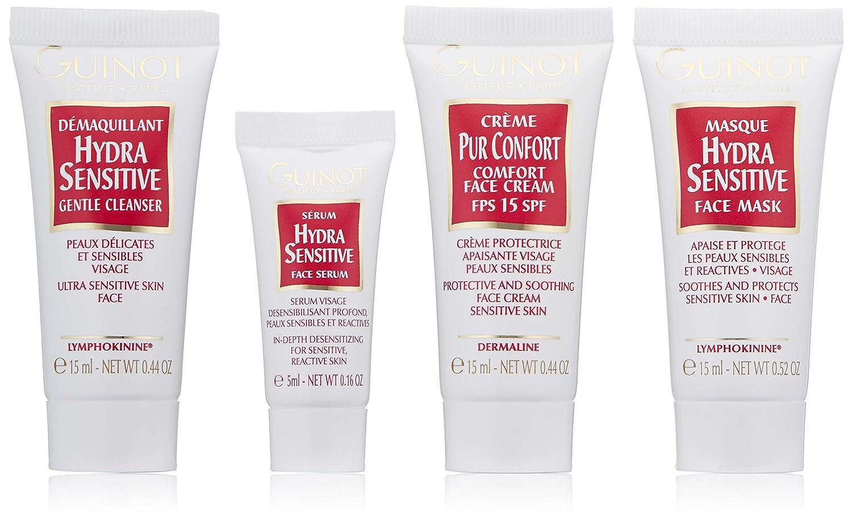 Guinot Soothing Skin Care Kit: Premium Beauty