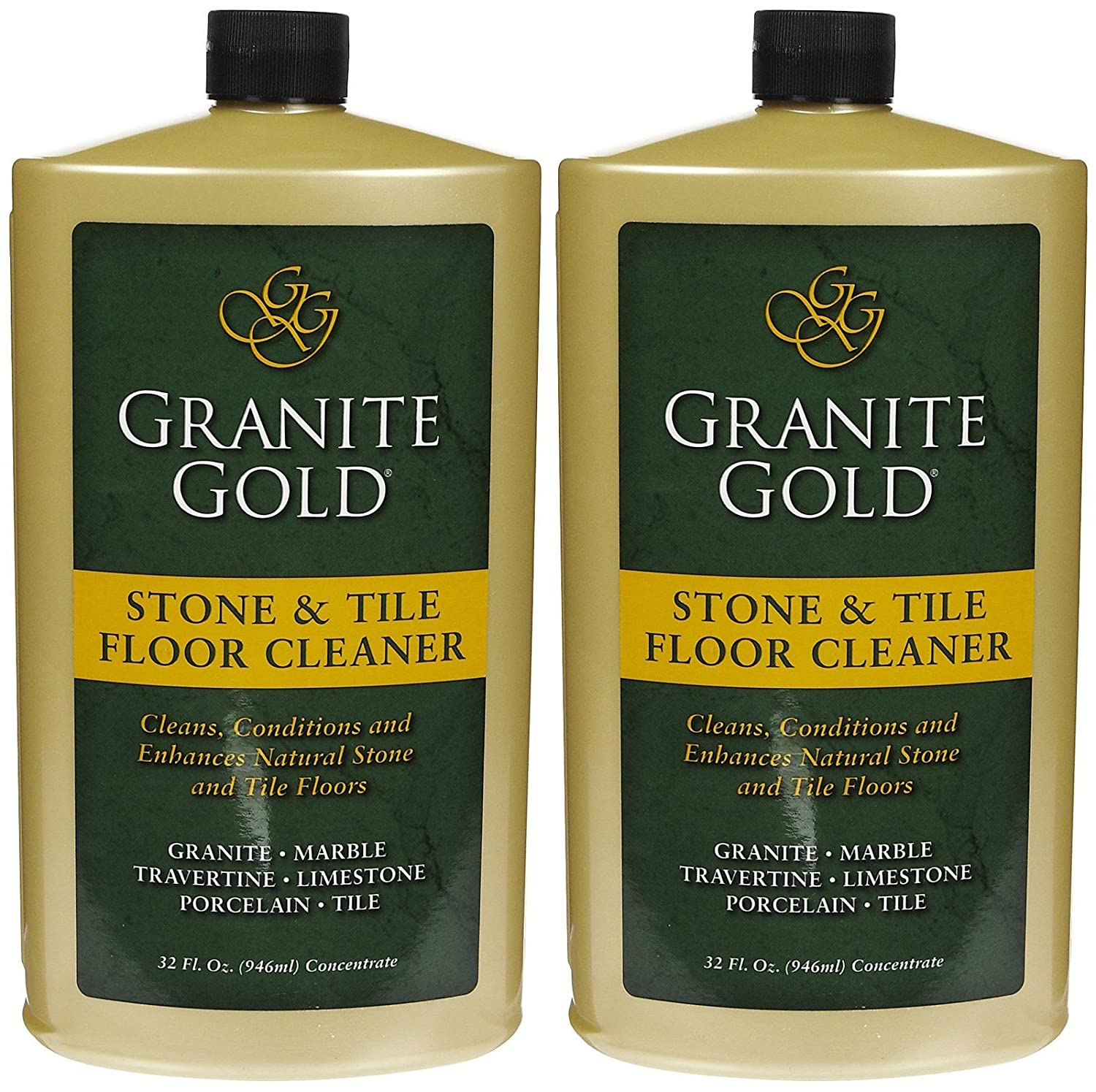 Amazon Granite Gold Stone Tile Floor Cleaner 32 Oz 2 Pk