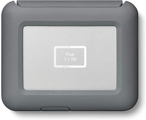 LaCie STGU2000400 - Copiloto Disco Duro portátil (2 TB) Color Gris ...