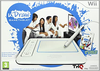 THQ uDraw Gametablet Wii
