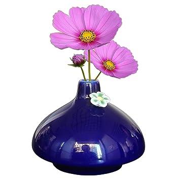 Vase Mit Blumen amazon de hehe keramik vase mini keramikvasenset blumenvase