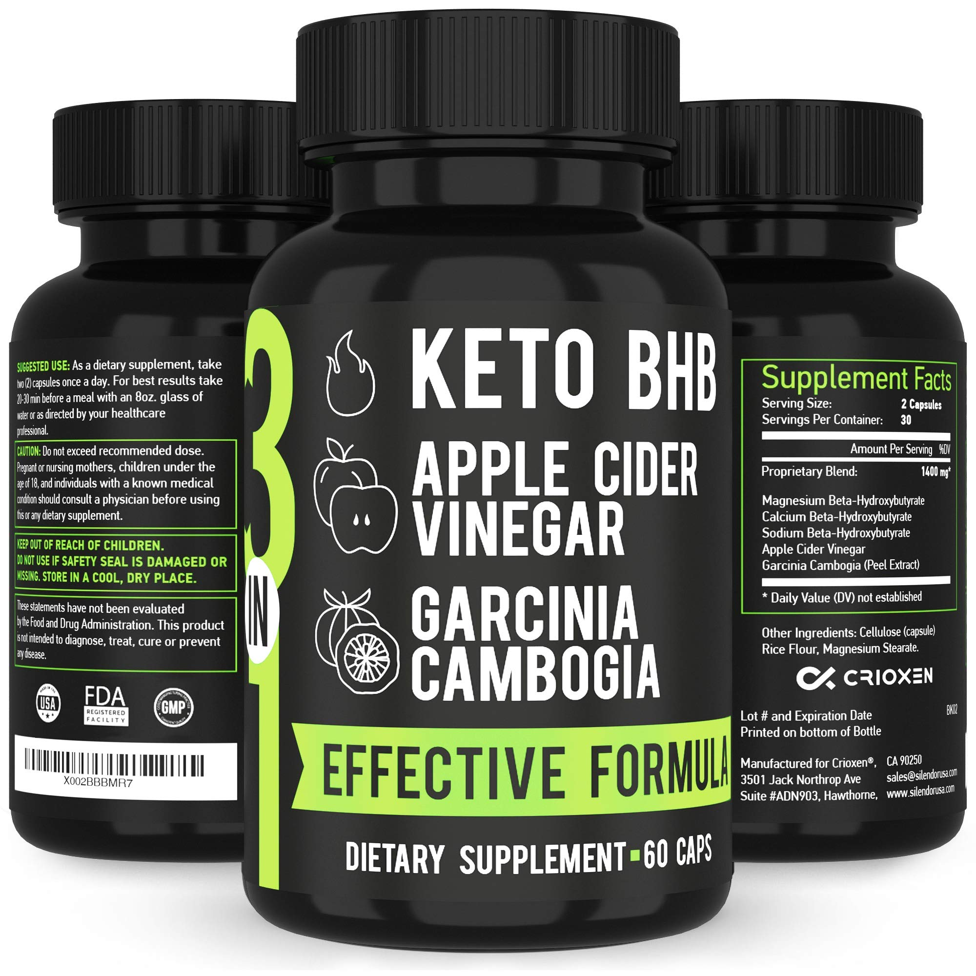 can you use garcinia cambogia on keto diet
