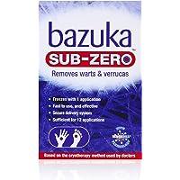 Bazuka Sub Zero Verucca & Wart Removal Treatment 50ml