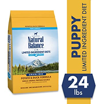 top selling Natural Balance L.I.D.