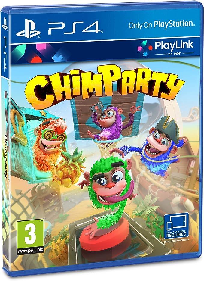 Chimparty: Amazon.es: Videojuegos