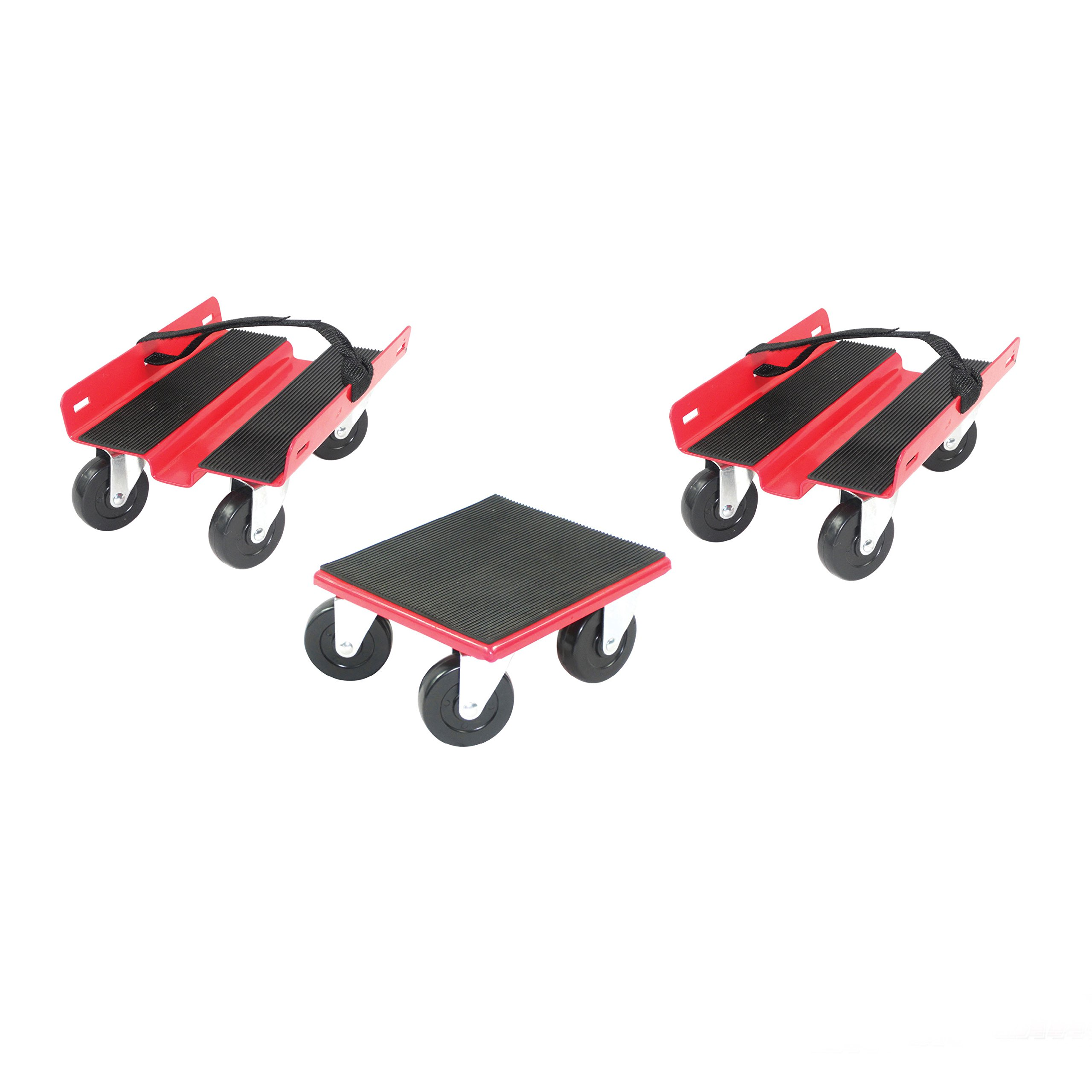 Extreme Max 5800.2000 Snowmobile Dolly System 3 Pack