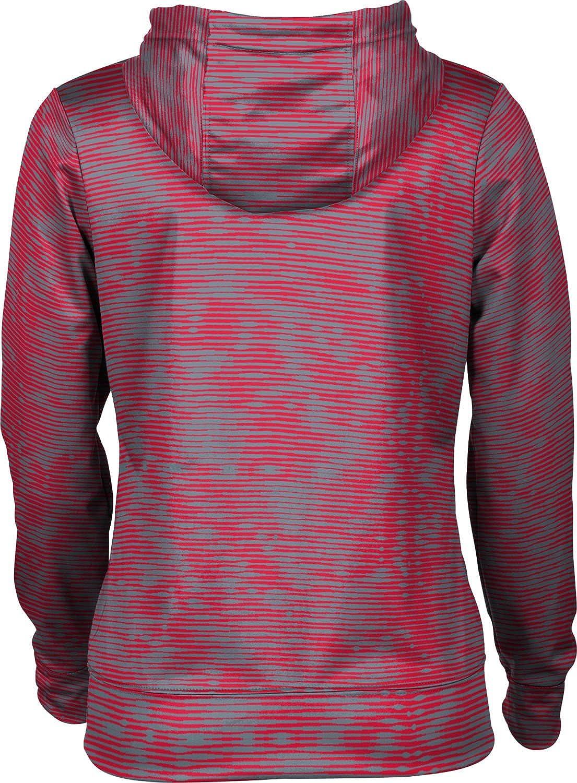 University of Nevada Las Vegas Girls Pullover Hoodie Velocity School Spirit Sweatshirt