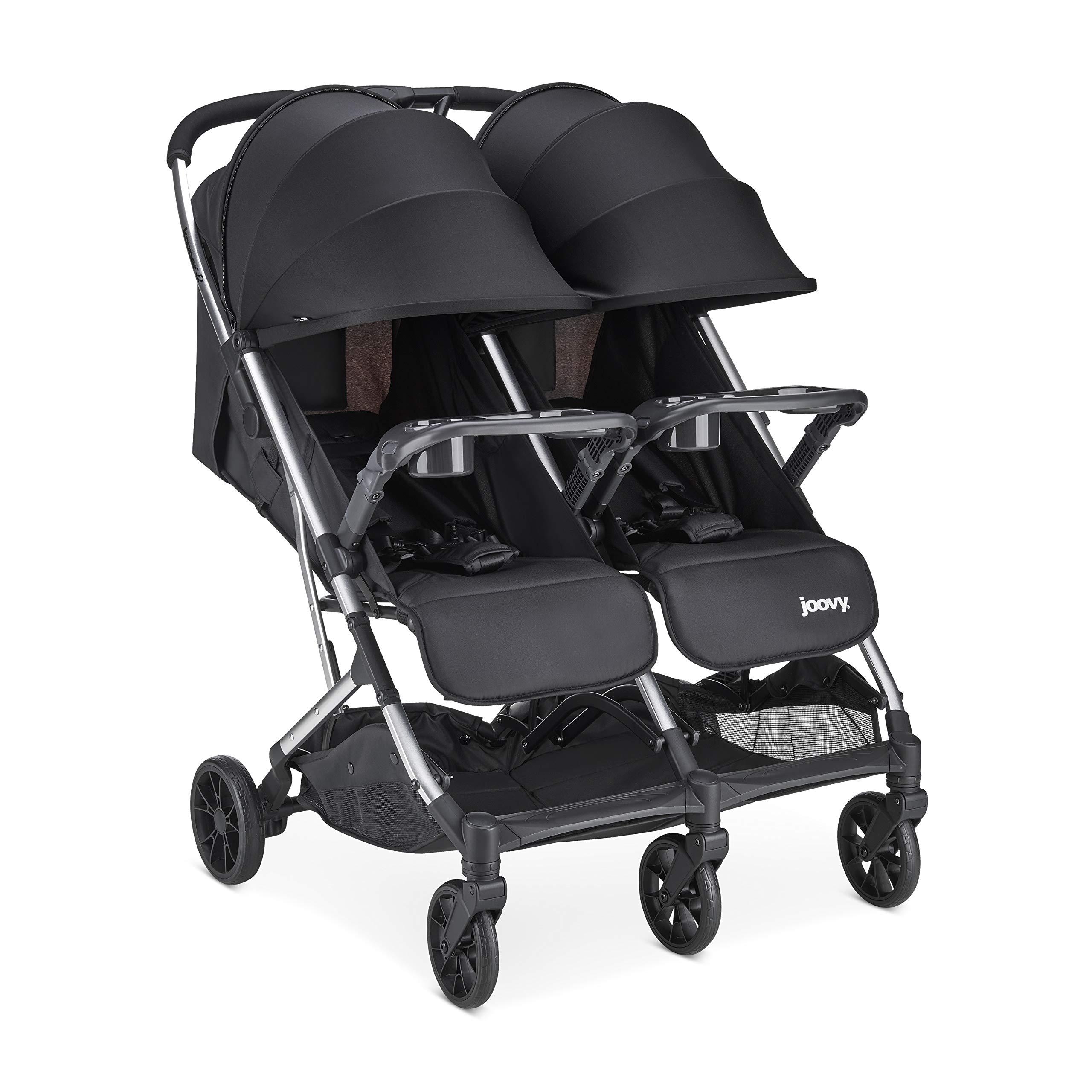Joovy 8227 Kooper X2 Stroller, Black