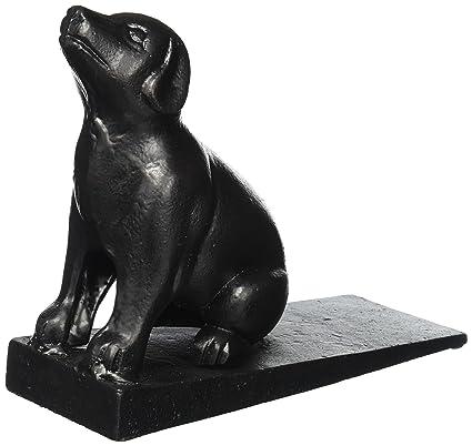 Amazon Lulu Decor Cast Iron Dog Door Stopper Doorstops Weight