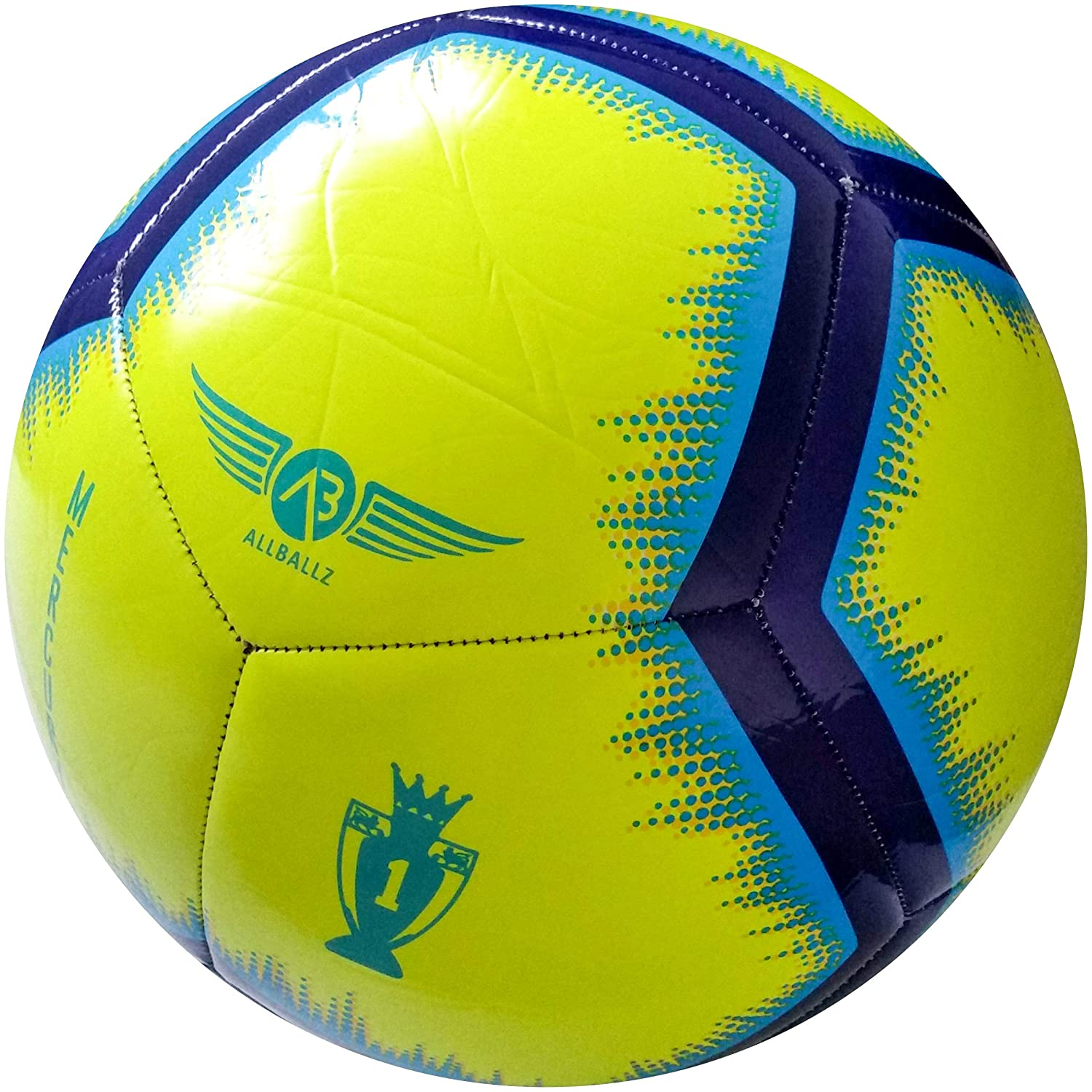 ALLBALLZ Mercury Football 2019 Premier League/UEFA - Balón de ...