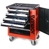Mannesman 28270 - Carro Taller Con Herramientas 321 Piezas: Amazon.es: Bricolaje y herramientas