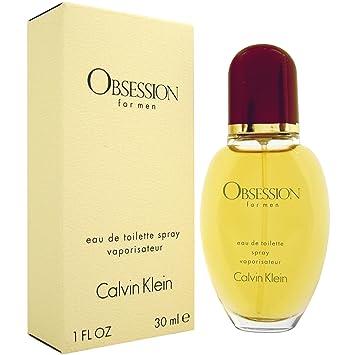 Obsession Pour Homme 30ml Eau De Toilette Spray By Calvin Klein 30ml