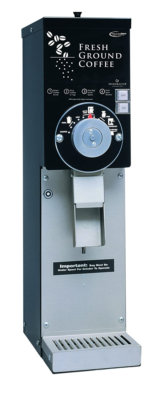 grindmaster-cecilware 890t小売ヨーロッパSlicingバリコーヒー研磨機for Precision研削ホッパー、5-pound B00DTNTJH0