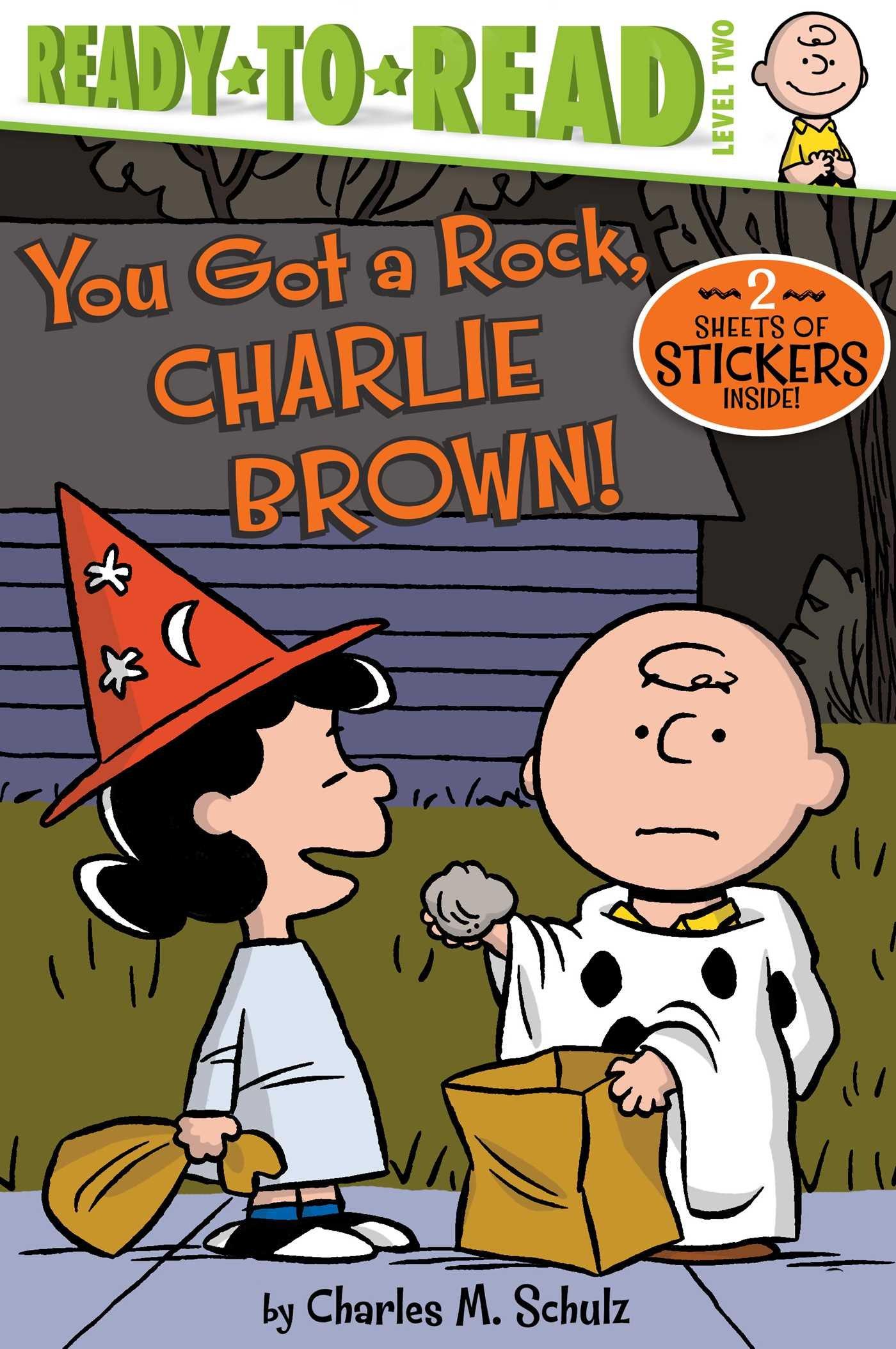 Download You Got a Rock, Charlie Brown! (Peanuts) pdf epub