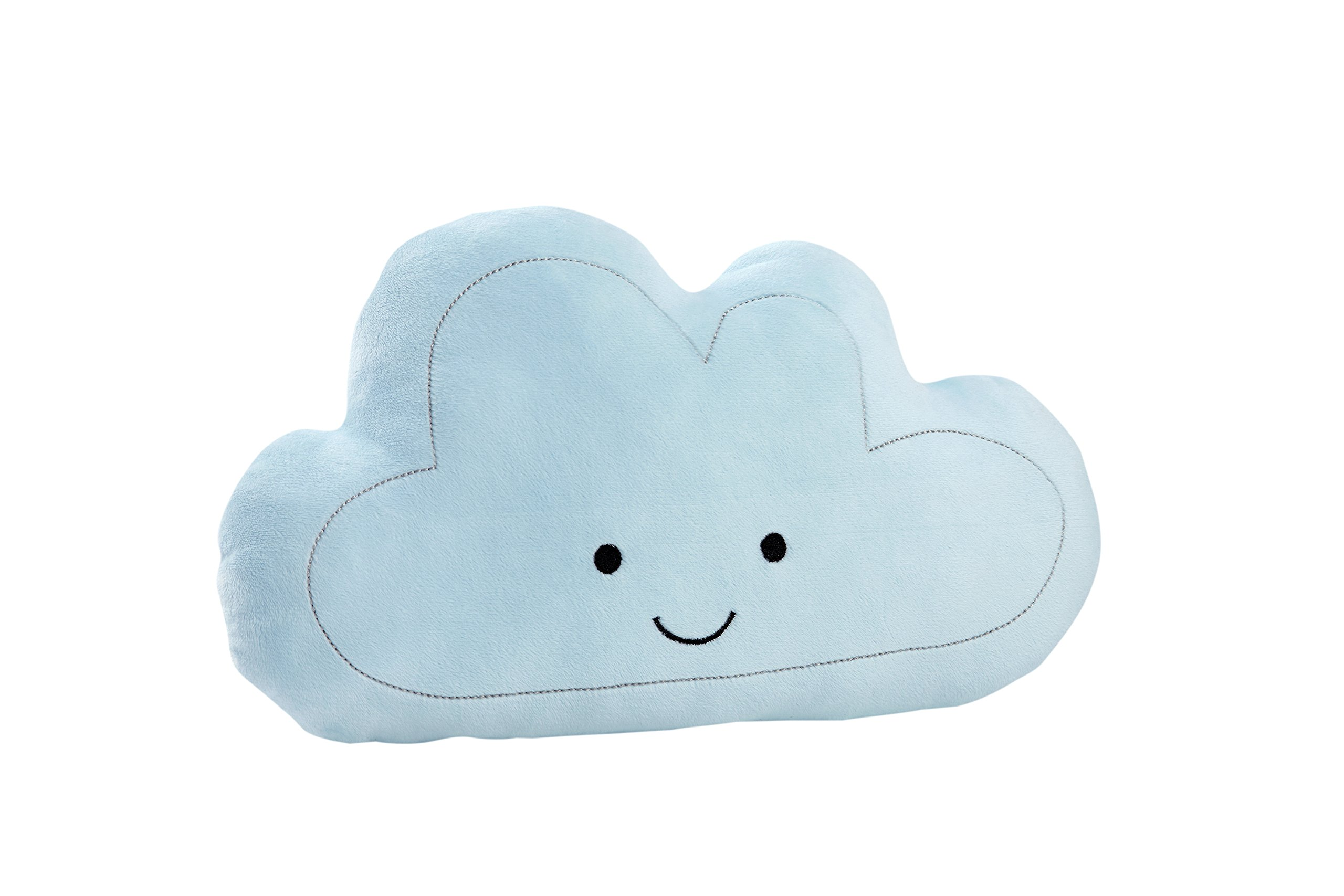 Little Love by NoJo Happy Little Clouds Plush Pillow