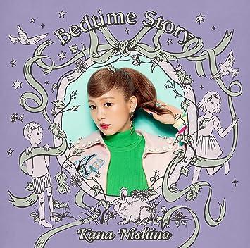 amazon bedtime story 初回生産限定盤 dvd付 西野 カナ j pop 音楽