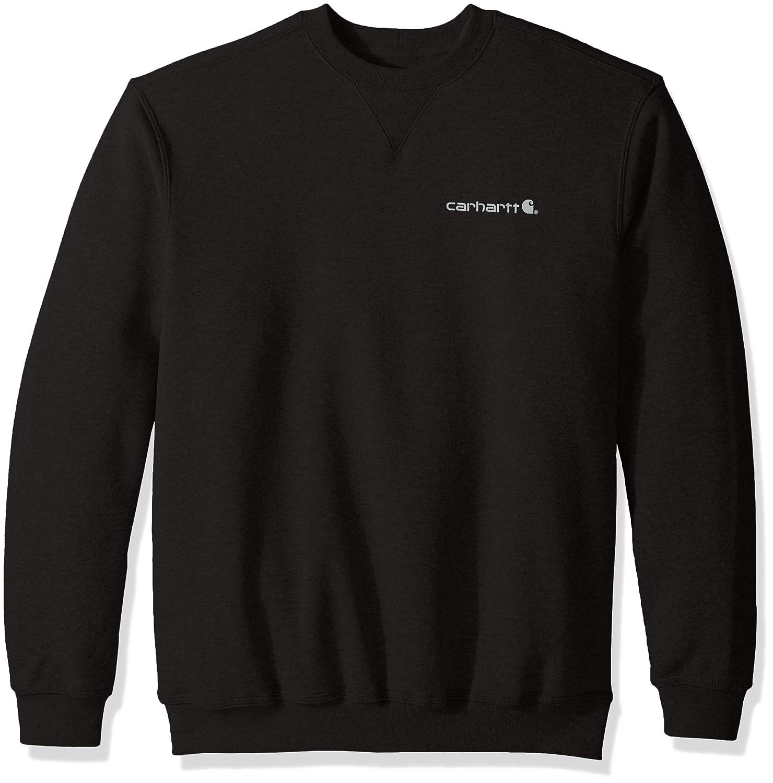 f85bbbdb174d Carhartt Men s Midweight Graphic Crewneck Sweatshirt at Amazon Men s  Clothing store