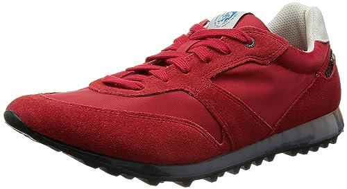 Choplow zapatillas rojas para los hombres -: Amazon.es: Zapatos y complementos