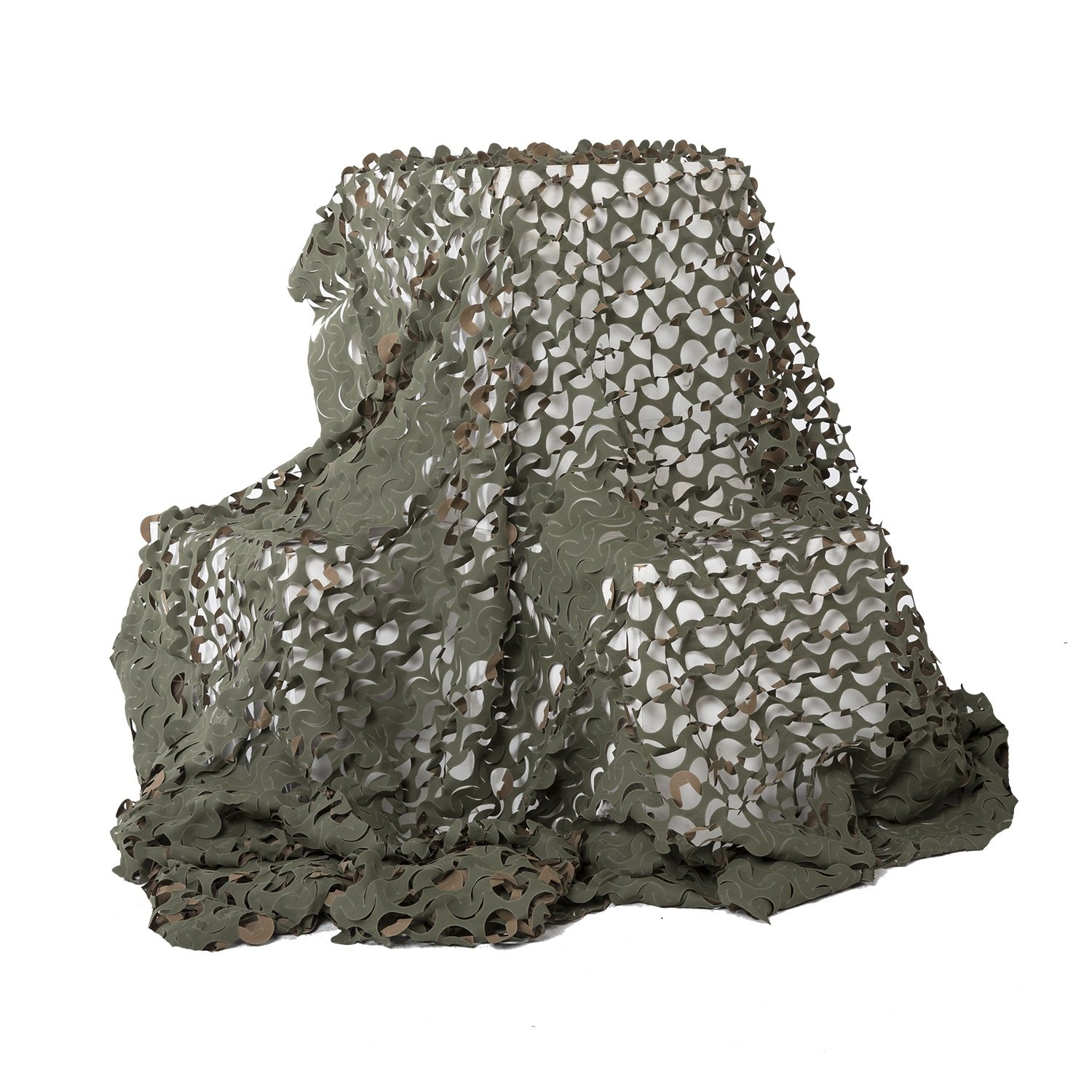 Camo Unlimited Ultra-Light Premium Series Camo Netting, Small