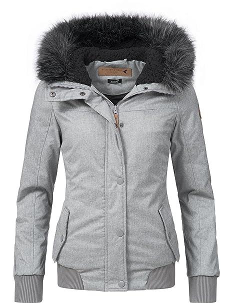 schönes Design neuer & gebrauchter designer große Auswahl an Farben Eight2Nine Damen Jacke Winterjacke 44278AEN 1 Farben S-XL