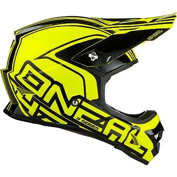 Oneal Serie 3 Lizzy Motocross Enduro MTB Casco neon amarillo 2015 - XXL (