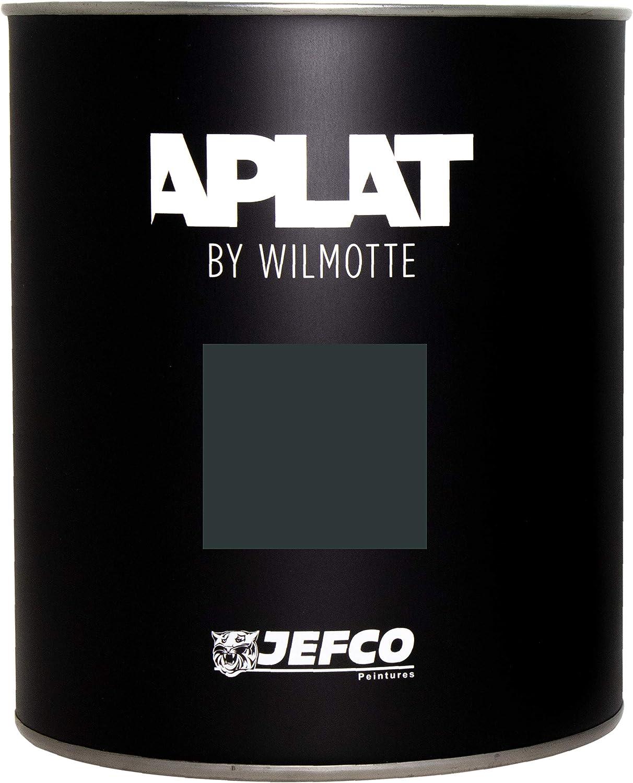 Aplat By Wilmotte Aplatmevotein1 Pot De Peinture Ardoise W 1l Amazon Fr Bricolage