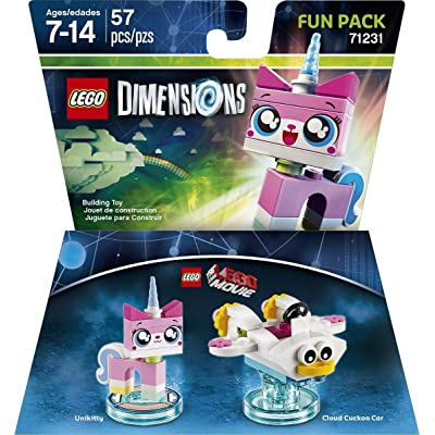 LEGO Movie Unikitty Fun Pack - LEGO Dimensions: Video Games