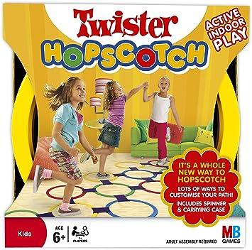 Mgi - Twister Jump Juego Mb: Amazon.es: Juguetes y juegos