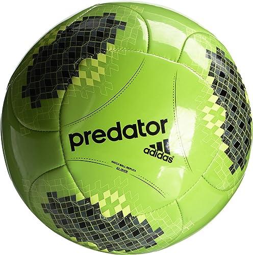 adidas Predator - Balón de fútbol, color verde, negro y amarillo ...