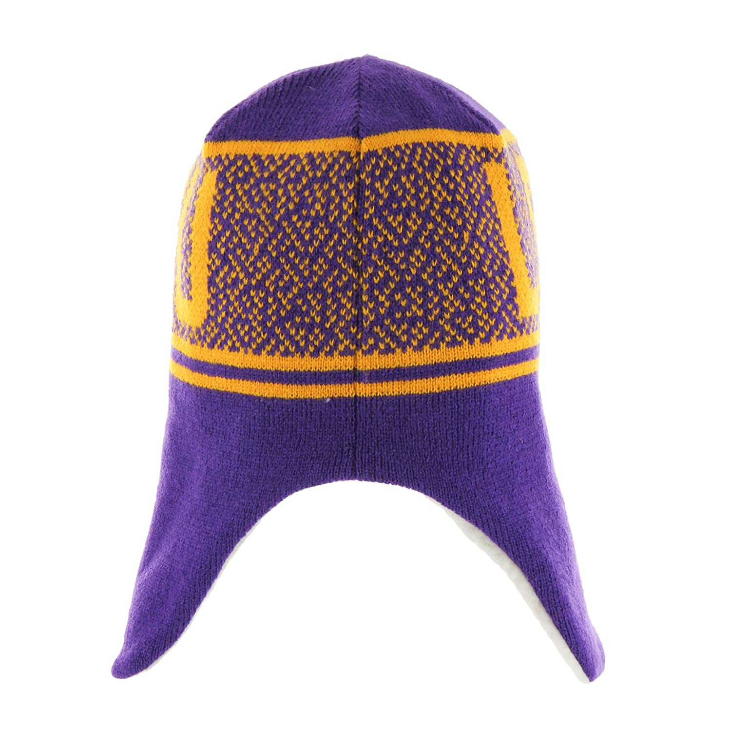 183fc0fd314 Amazon.com    47 NCAA LSU Tigers Asteroid Sherpa Knit Beanie