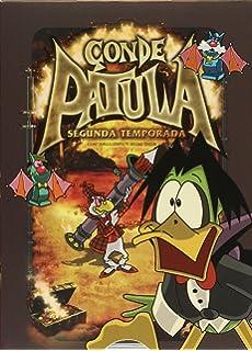 El Conde Patula - Segunda Temporada 4DVDs Box
