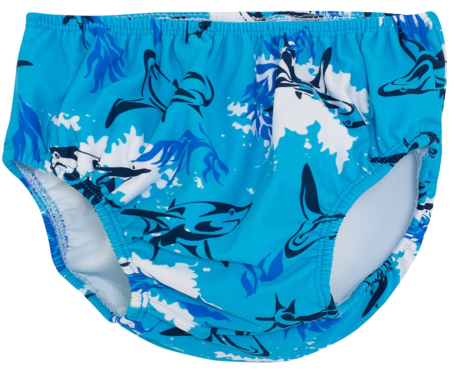 UPF 50 Tuga Boys Reusable Swim Diapers Sun Protection Swimwear