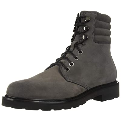 Aquatalia Men's Heath Suede Hiking Boot   Hiking Boots