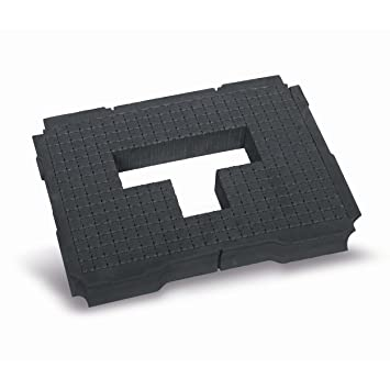 Tanos Deckelpolster genoppt für Systainer T-Loc