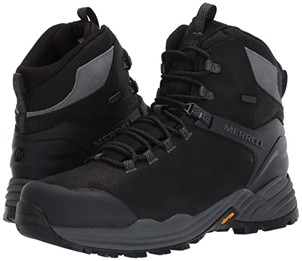 Merrell Men's Phaserbound 2 Tall Waterproof Hiking Boots Review