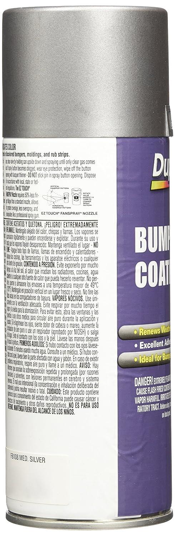 Amazon.com: Dupli-Color FB108 Medium Silver Flexible Bumper Coating - 11 oz.: Automotive